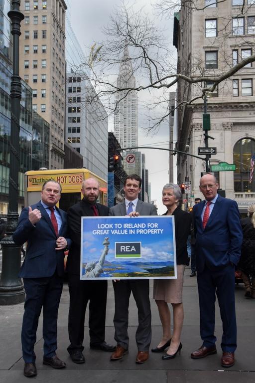 US buyers flock to REA New York Property Expo