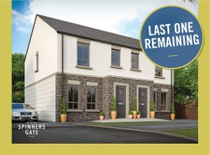NEW SHOW HOUSE OPEN - SPINNERS GATE, SAINTFIELD ROAD, BALLOO
