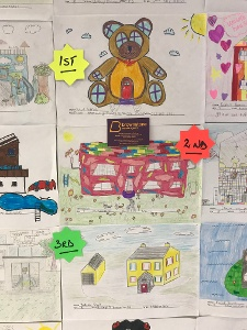 Fantasy House Competition Winners *******