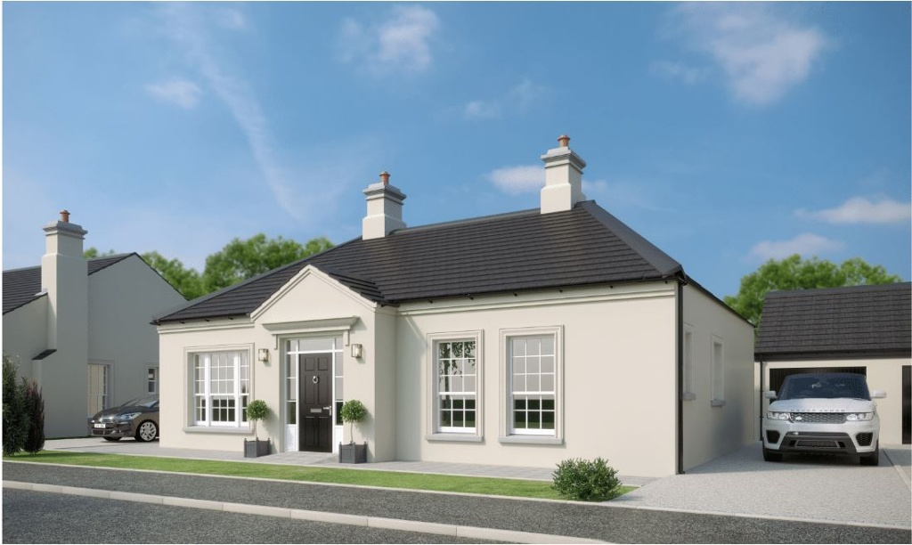 Recent Armagh i Article About Deanery Demesne Phase 2