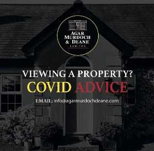 Covid-19 Viewing Advice for Vendors, Landlords and Viewers.
