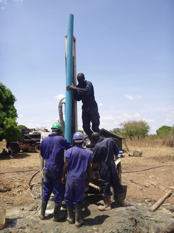 Hannath Charity - Raise £3600 to build a well in Uganda