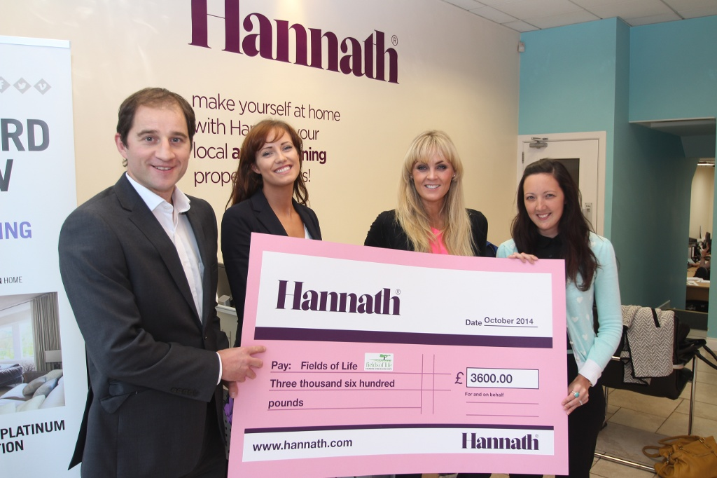 Hannath Charity - Raise £3600 to build a well in Uganda