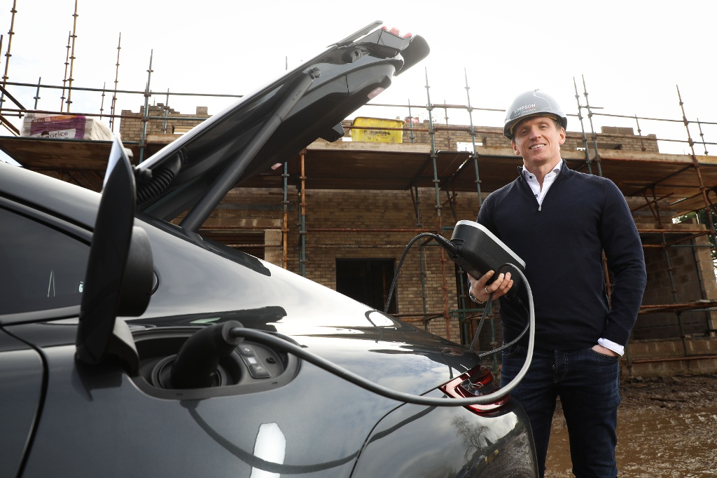 """Local developer invests £4.5m in one of ni's first """"Smart"""" home developments"""