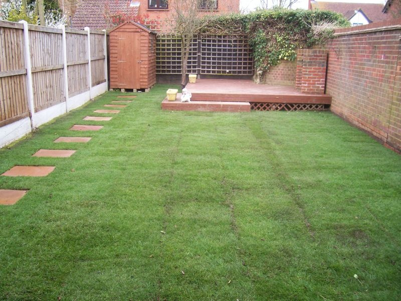 Spruce up the garden and see the benefits when it comes to SELL!!!!