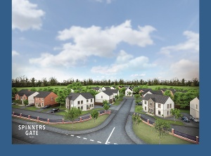 9 Homes booked in 10 Days – Spinners Gate, Balloo, County Down a Winning Formula