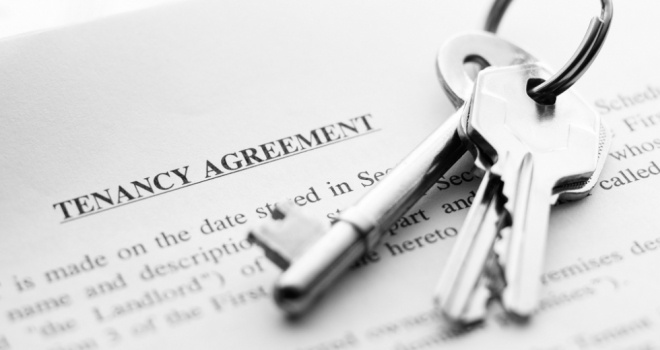 What is the top reason for a tenancy deposit reduction?