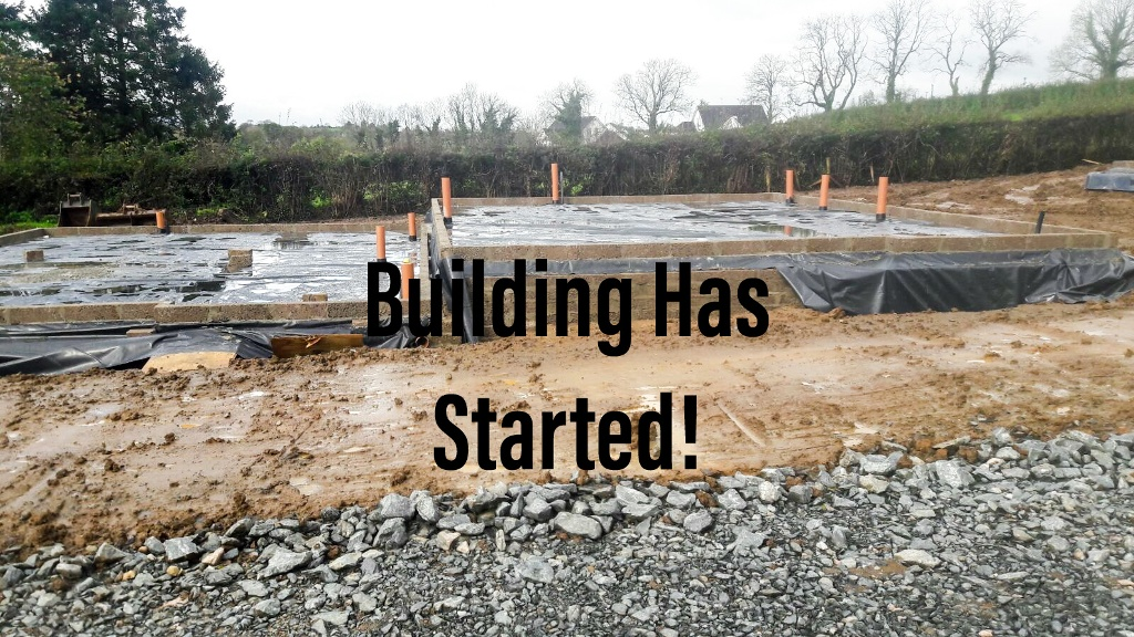 Carryview Coagh Co Tyrone - Development has started!