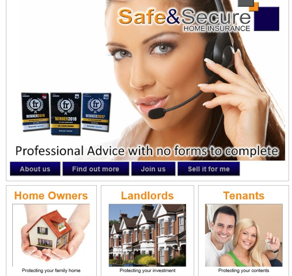 Brownstone Estate Agents now offering Home Insurance
