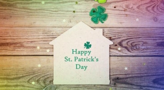 BROWNSTONE ESTATE AGENTS WISH EVERYONE A HAPPY & SAFE ST PATRICK'S WEEKEND ????
