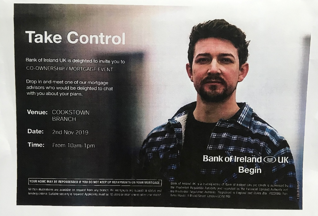 Bank of Ireland Cookstown - Open House Mortgage Event