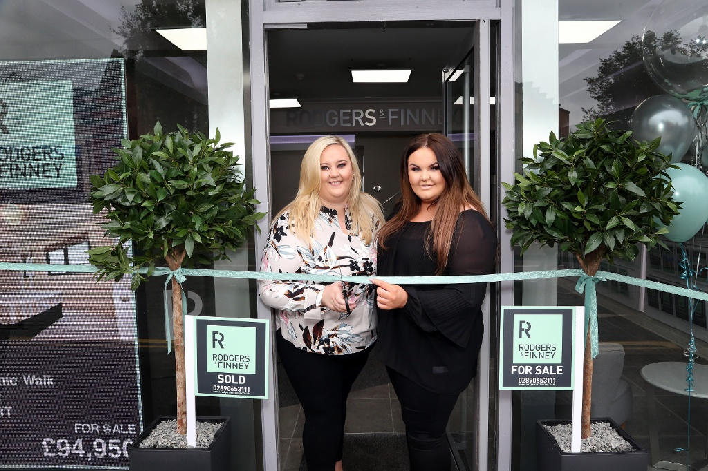 Official opening of Rodgers & Finney