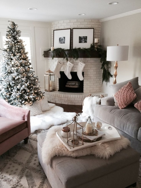 Turn Your Living Room into a Winter Haven
