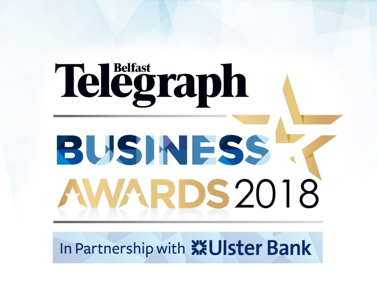 R&F shortlisted for the Belfast Telegraph Business Awards