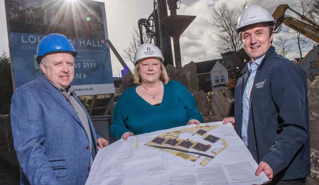 HAGAN HOMES BEGINS CONSTRUCTION OF 28 HOMES IN £3.5M DEVELOPMENT IN EAST BELFAST
