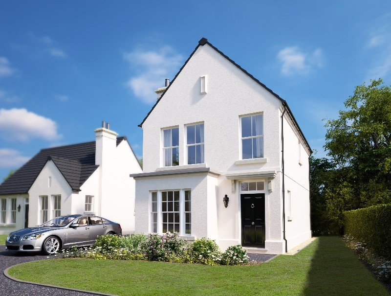 Five detached homes at 'Baytree Lane' Ballygown are now on release.