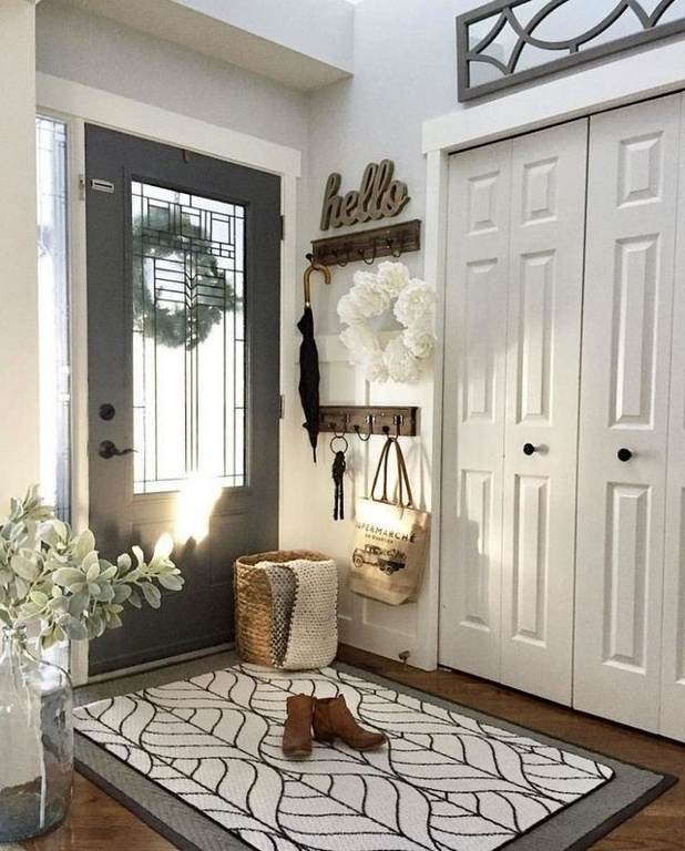 How To: design a beautiful entrance hall