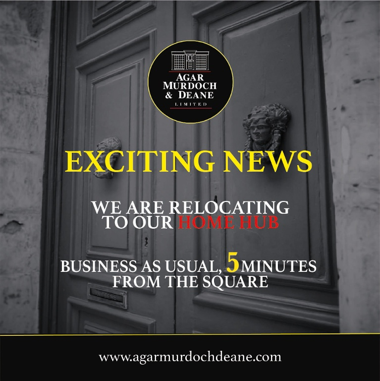 Exciting News!! WE HAVE MOVED!!
