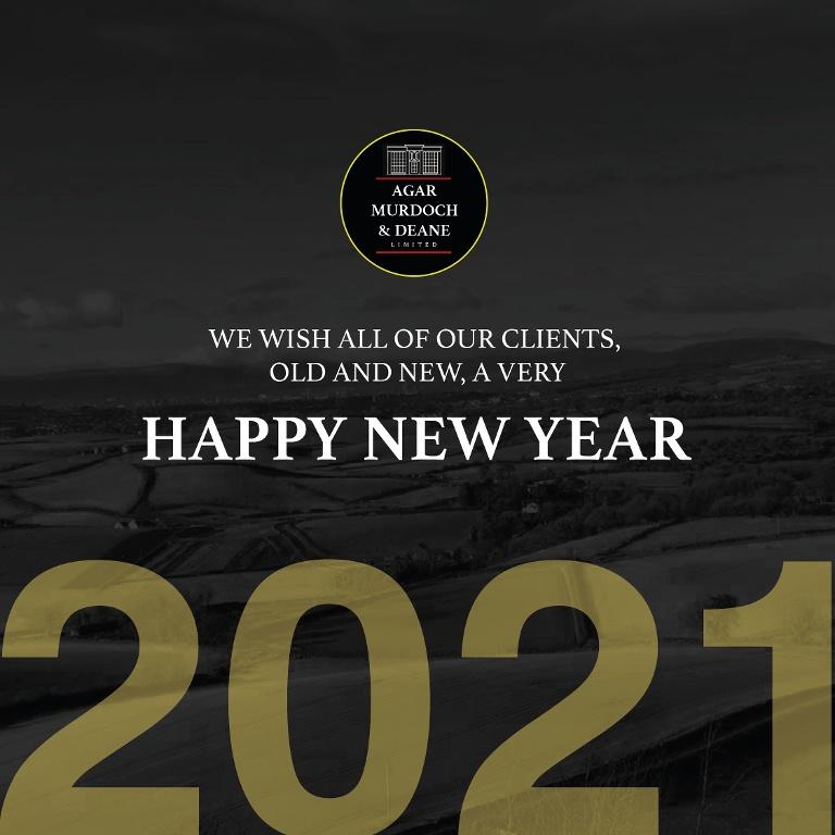 Pastures New in 2021!