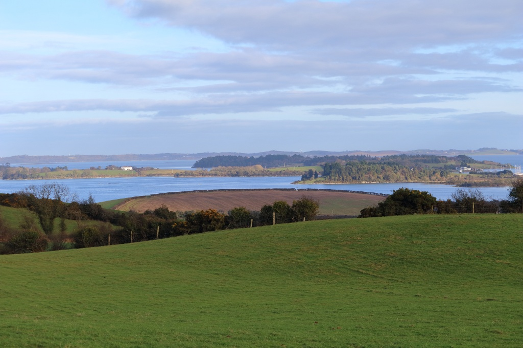 Stunning Views of Strangford Lough from Country Residence.