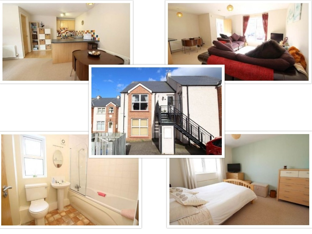 Delightful apartment to rent in Spinners Court !