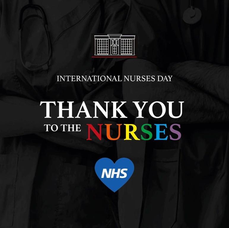 International Nurses Day 2020.