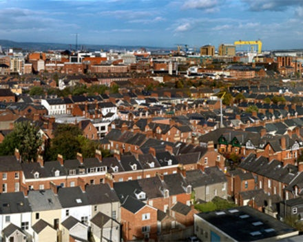 Northern Ireland House Price Rise Biggest in UK