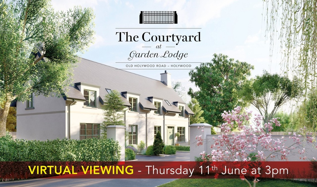 Virtual Viewing at The Courtyard at Garden Lodge, Old Holywood Road