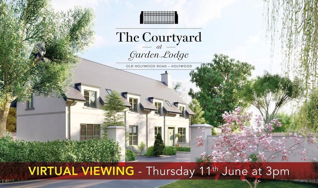 Virtual Viewing at The Courtyard at Garden Lodge, Old Holywood Road