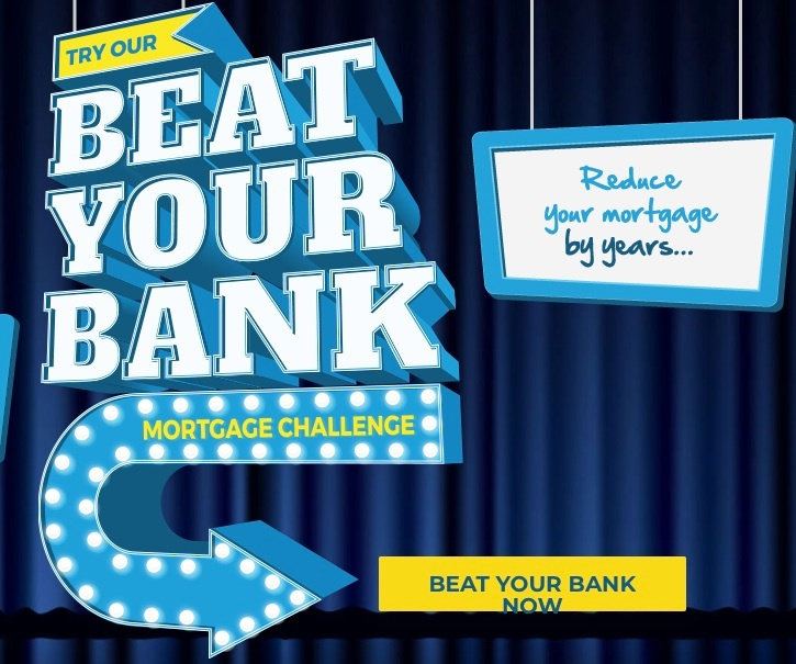 Beat Your Bank Challenge!