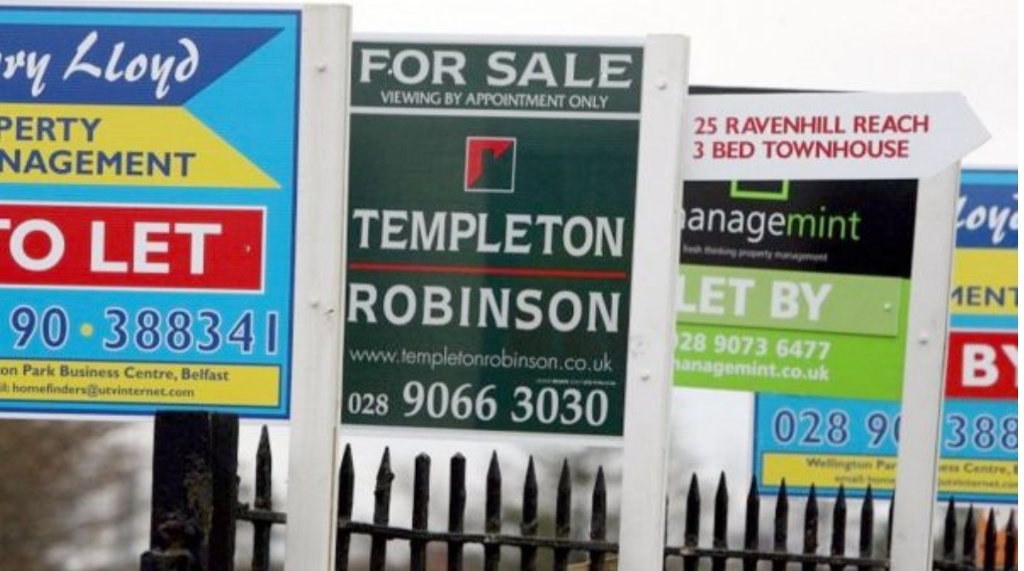 NI is the UK's best performing housing market