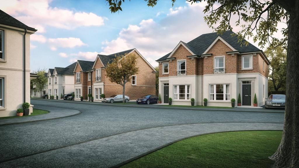 Carnreagh Park Development, Craigavon
