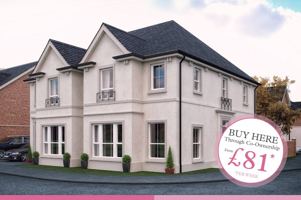 ONLY 3 REMAINING IN PHASE 1 CARNREAGH