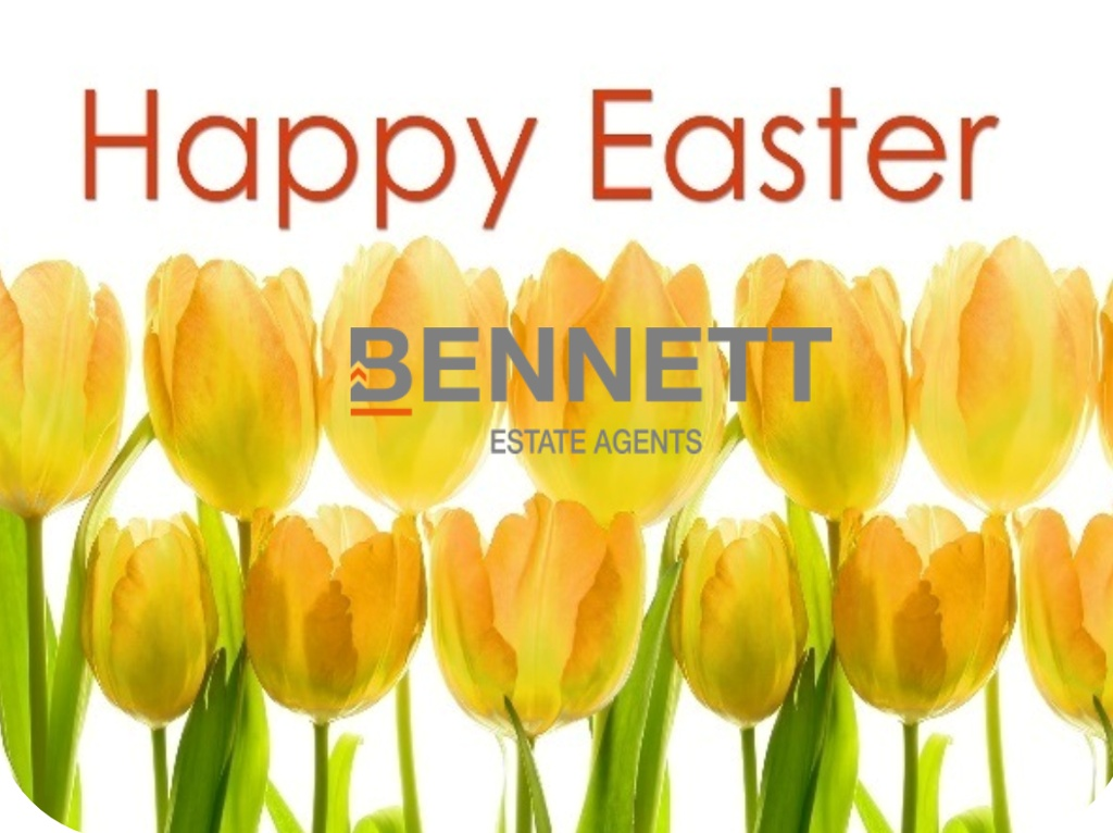 Happy Easter from Bennett Estate Agents!