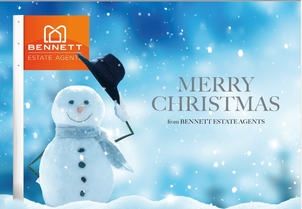 Season's Greetings from BENNETT Estate Agents