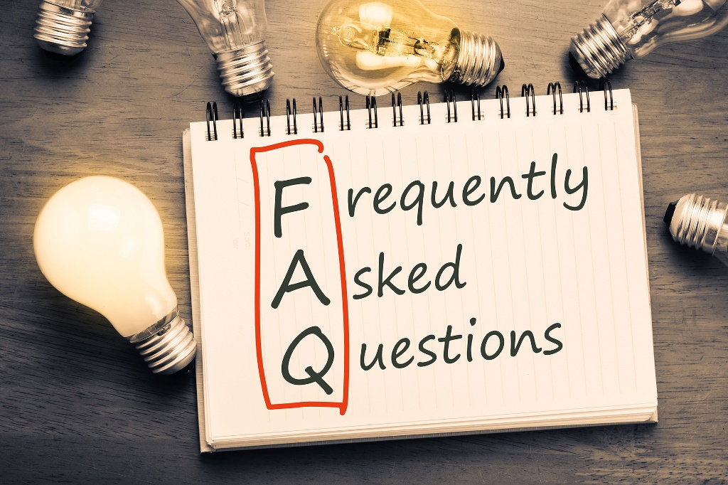 Frequently Asked Questions by Students