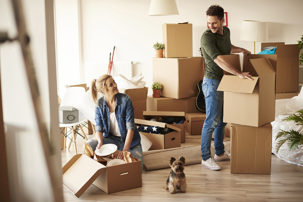 Tenant Guide to Moving In