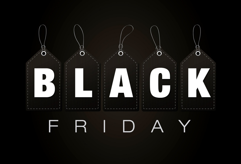 Every Friday is Black Friday Here!!