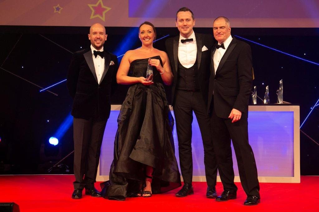 PINKERTONS PICKS UP TRIO OF UK AWARDS