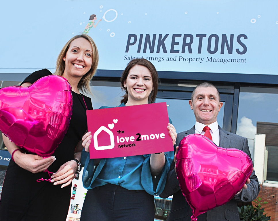 PINKERTONS ESTATE AGENTS EXPANDS SERVICE BY INTRODUCING FIXED FEE ONLINE ONLY PROPERTY SALES