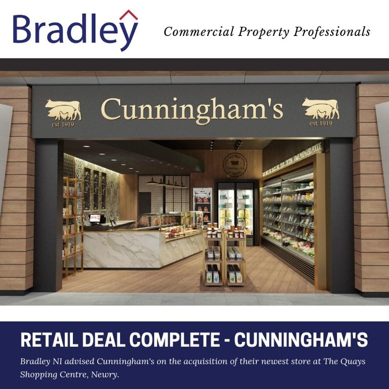 Bradley NI Retail Property Experts