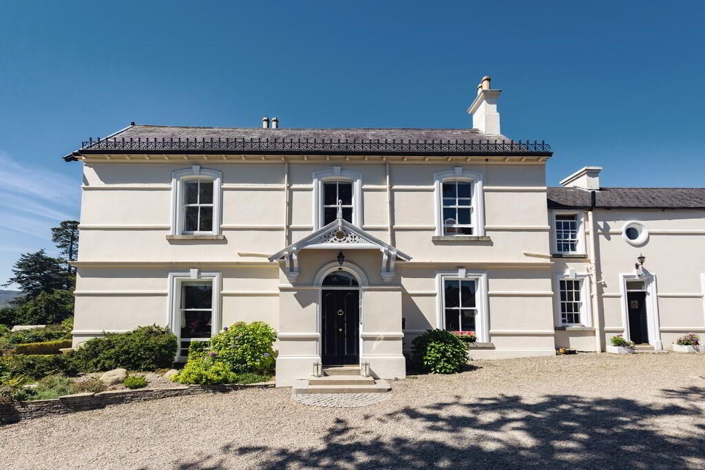 Spectacular Co Down home designed by Ulster Hall architect goes on the market for £450,000