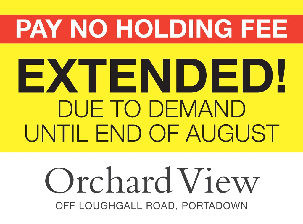 No Booking Fee Extended At Orchard View