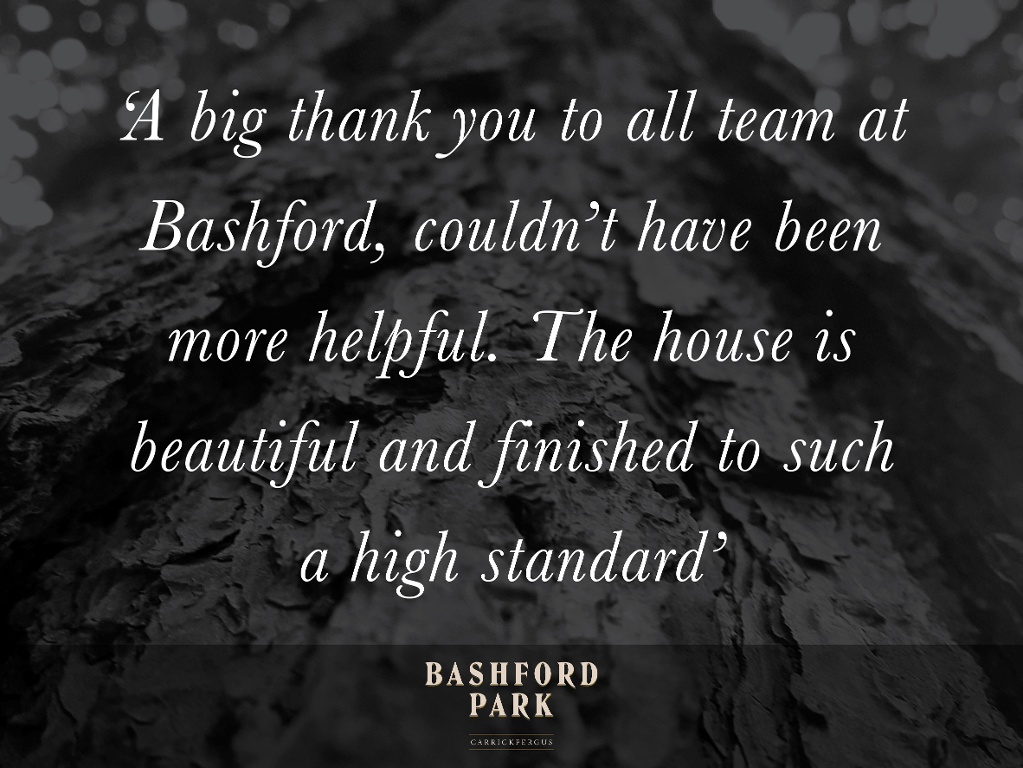 """Bashford Park - """"Beautiful and finished to a high standard"""""""