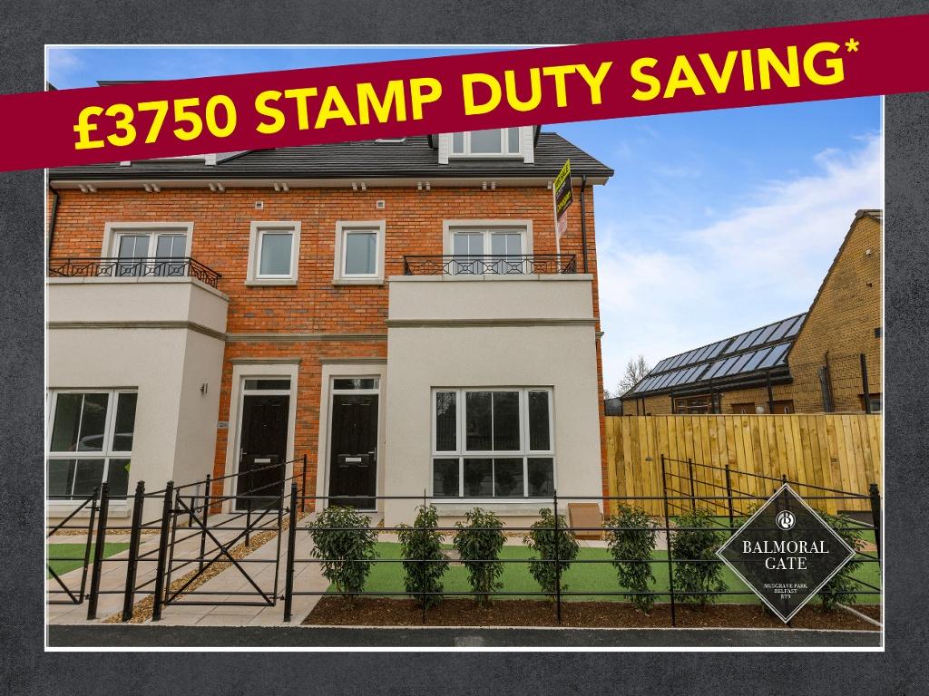 Save Stamp Duty At Balmoral Gate