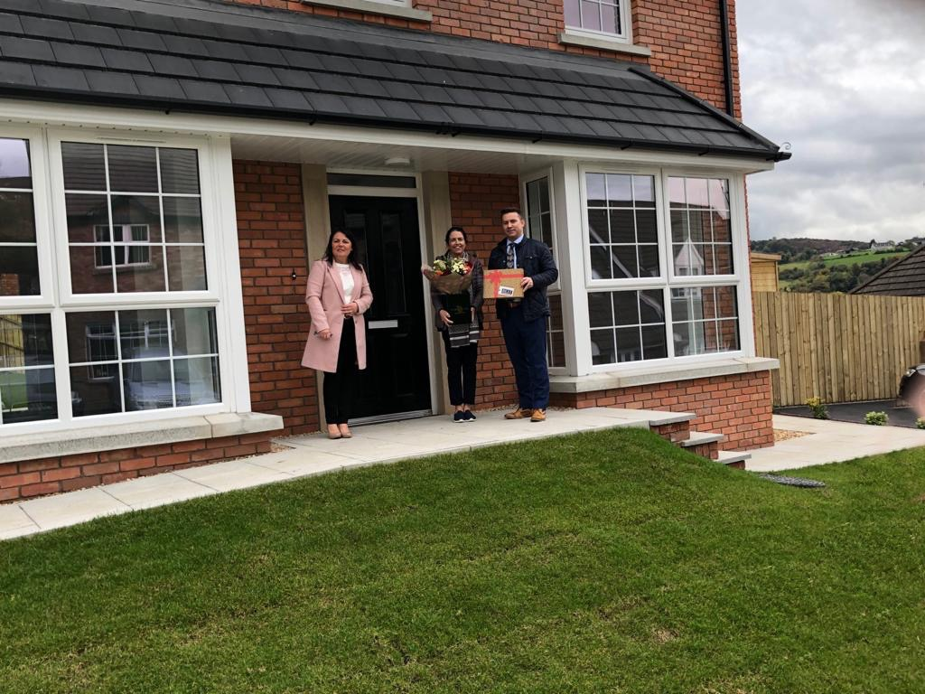 Welcome To Our Newest Residents At Forest Hills, Newry