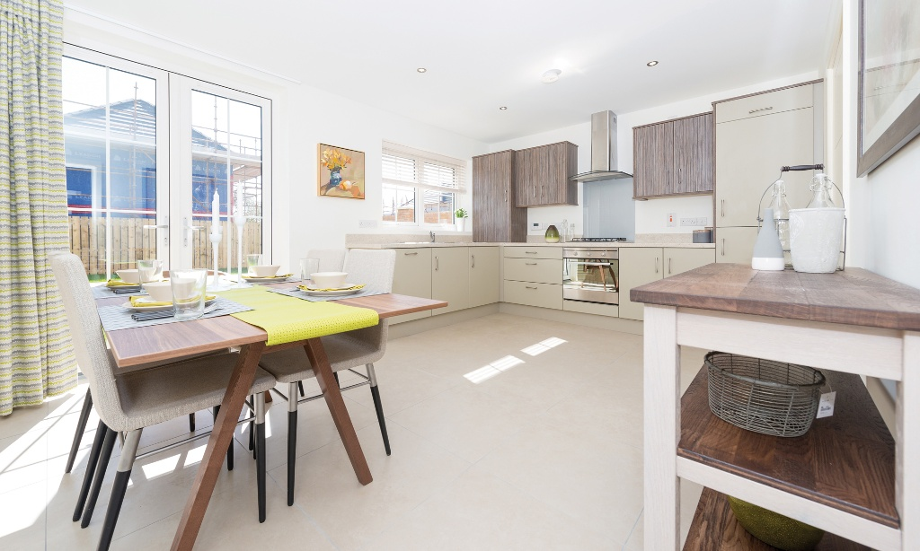 2 New Show Homes Opening at Hadlow...