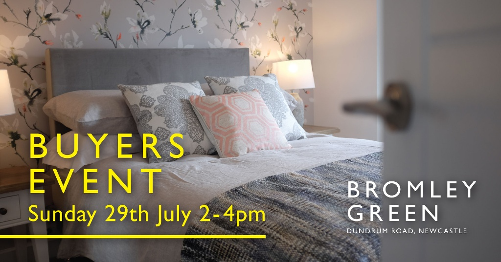 Buyers Event at Bromley Green, Newcastle