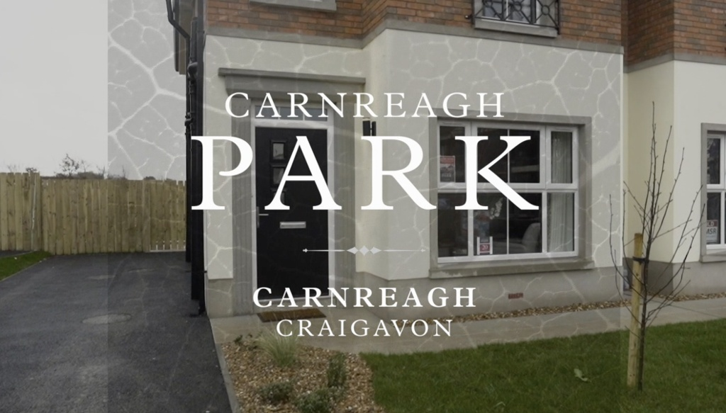 New Show Home Now Open At Carnreagh Park.