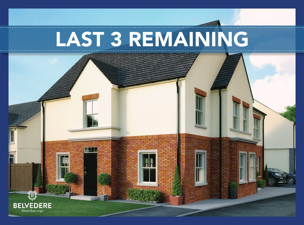 Final Homes Remaining At Belvedere Manor